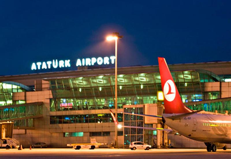 Усилены меры безопасности в аэропорту Стамбула