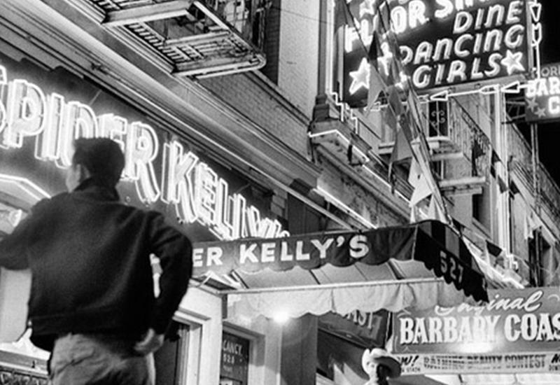 "Сан-Франциско в 1940-50 годах в объективе фотографа Фреда Лиона <span class=""color_red"">- ФОТО</span>"