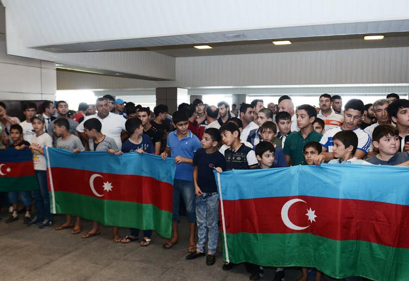 Азербайджанским олимпийцам устроят торжественные проводы
