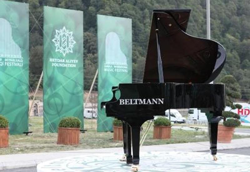Программа Габалинского музыкального фестиваля