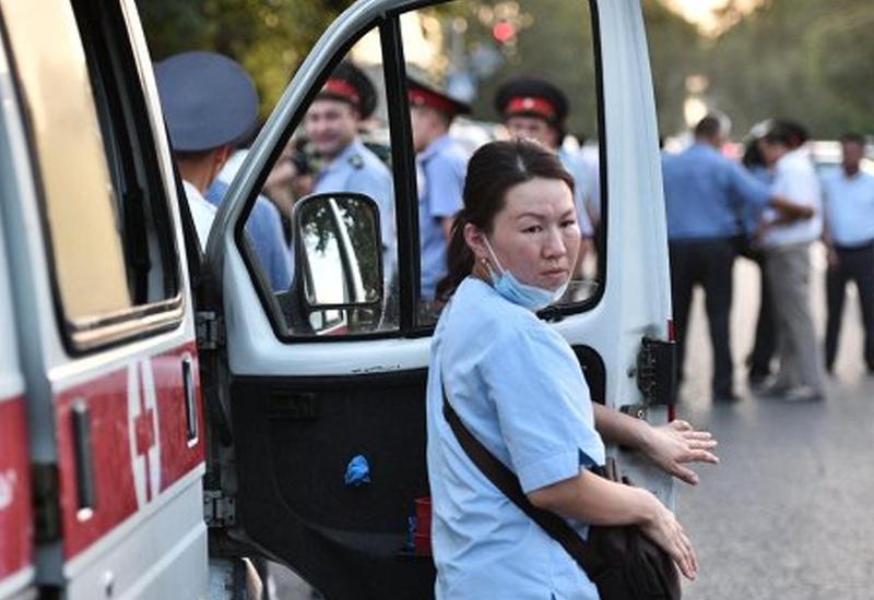 В Кыргызстане прогремел взрыв