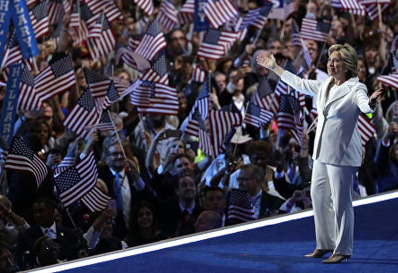 Клинтон упомянула Трампа в своей речи в два раза чаще, чем тот ее в своей