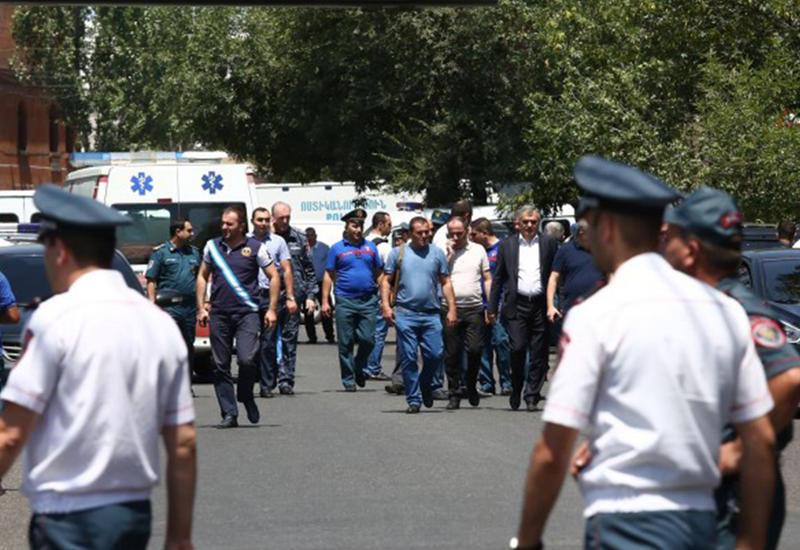 Шуты в погонах. СНБ Армянии превратилось в посмешище