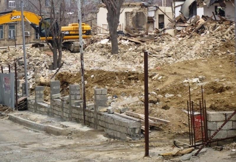 """Вот что появится на месте снесенных построек на """"Советской"""""""