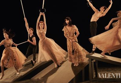 "Балет от Valentino <span class=""color_red"">- ФОТО</span>"