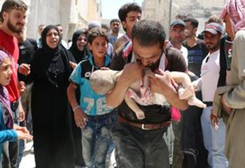 В Сирии во время авиаудара бомба попала в роддом