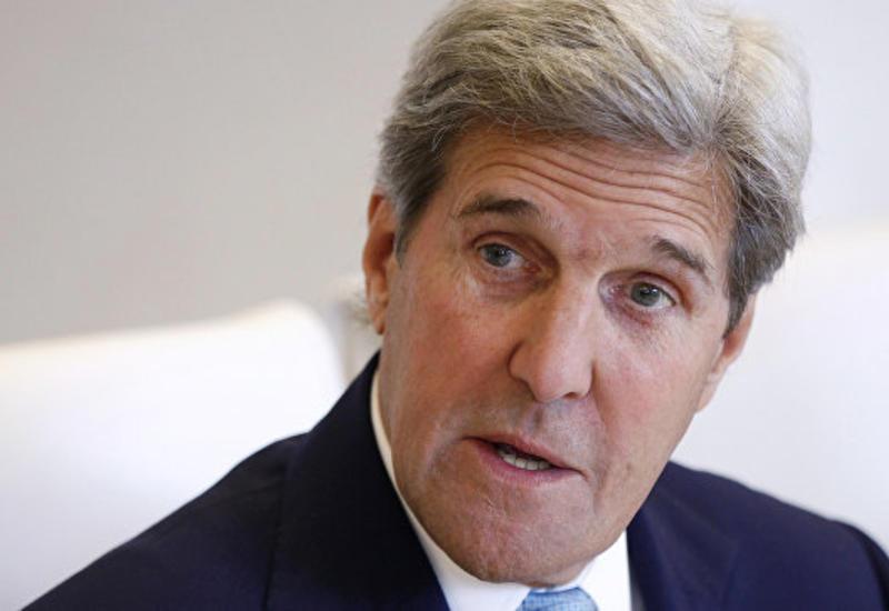 Керри вновь выразил обеспокоенность ситуацией в Алеппо