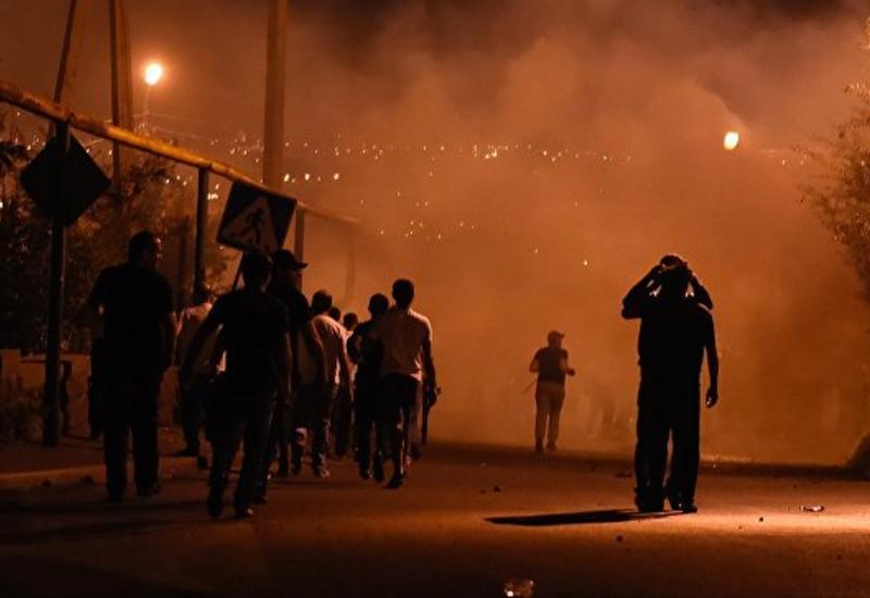 Бои в Ереване: погиб полицейский