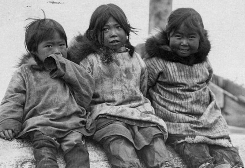 """Эскимосы Аляски на бесценных исторических снимках <span class=""""color_red"""">- ФОТО</span>"""