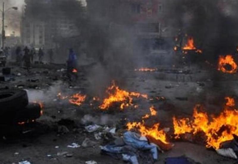 Мощный взрыв в Пакистане: боевики заминировали велосипед