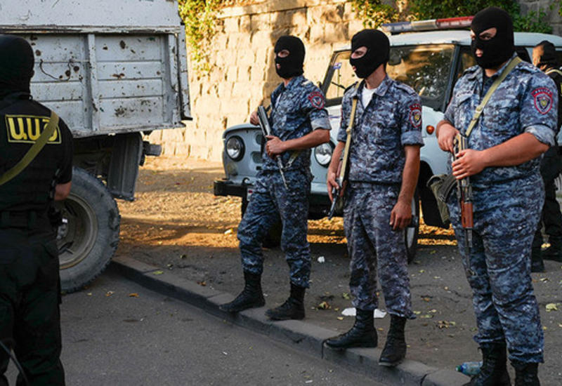 В Армении арестован террорист АСАЛА