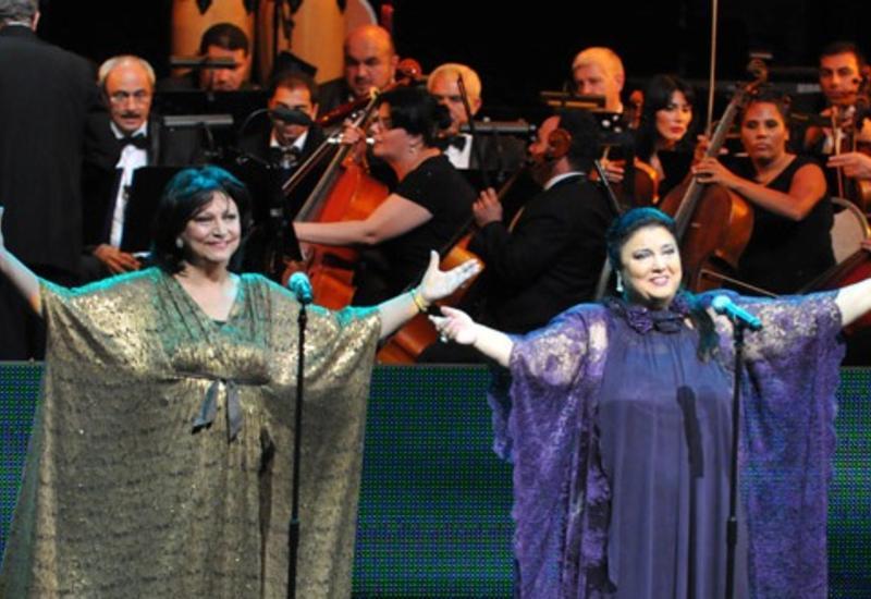 Фидан и Хураман Гасымовы откроют Габалинский фестиваль