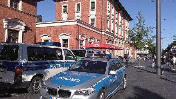 ВМюнхене из-за угрозы взрыва эвакуировали вокзал иторговый центр