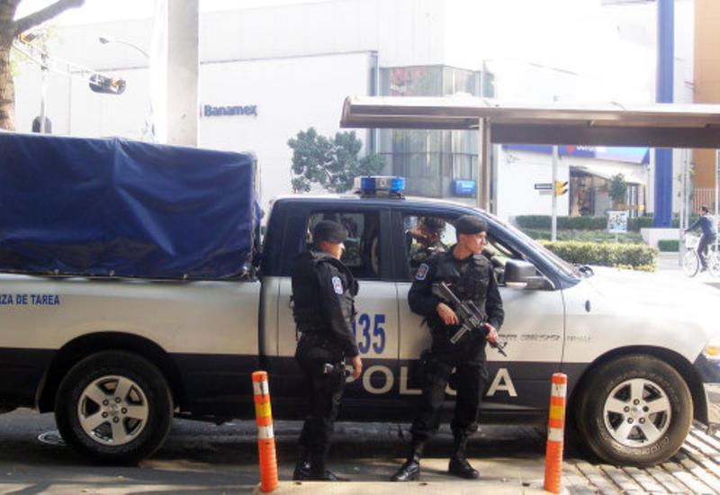 Бандиты в Мексике расстреляли семь членов одной семьи