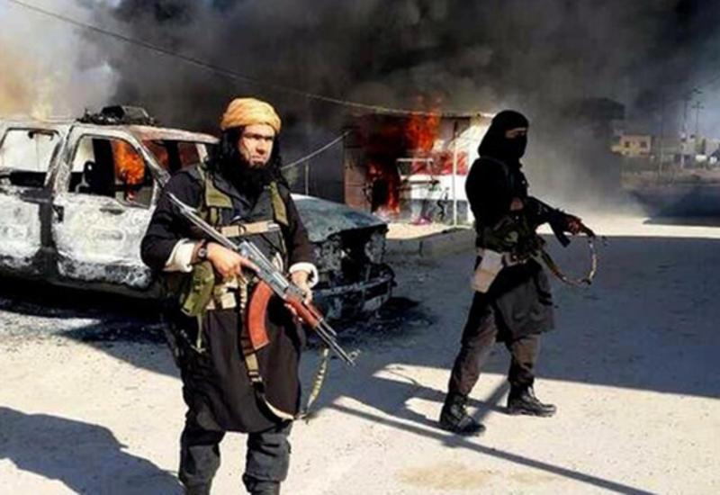 """Появились кадры нападения боевиков на иракский Киркук <span class=""""color_red"""">- ВИДЕО</span>"""