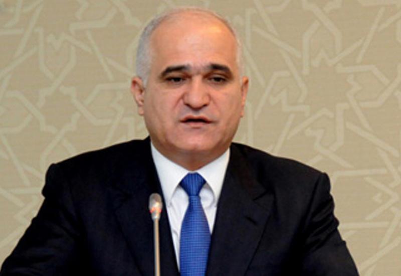 Шахин Мустафаев на переговорах с вице-президентом ИБР