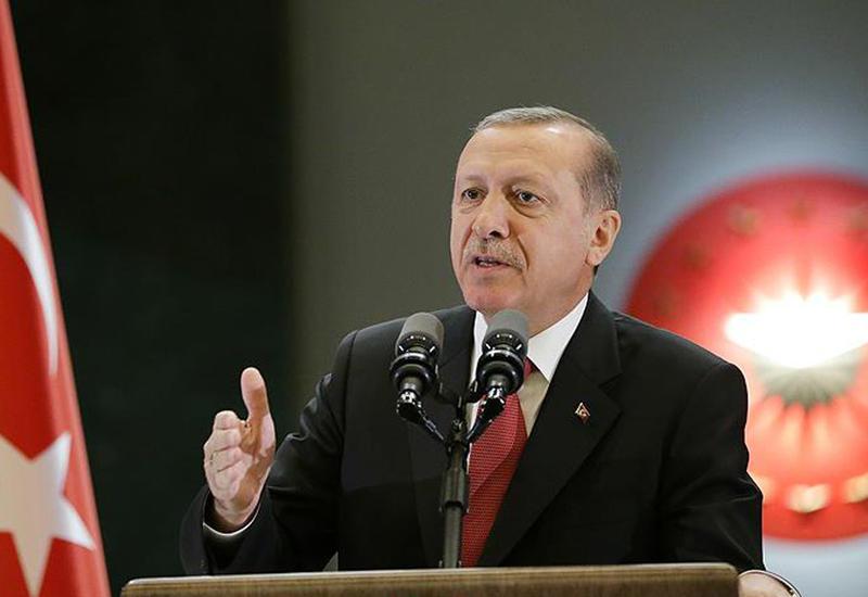 Эрдоган раскритиковал Лозаннский договор, установивший границы Турции