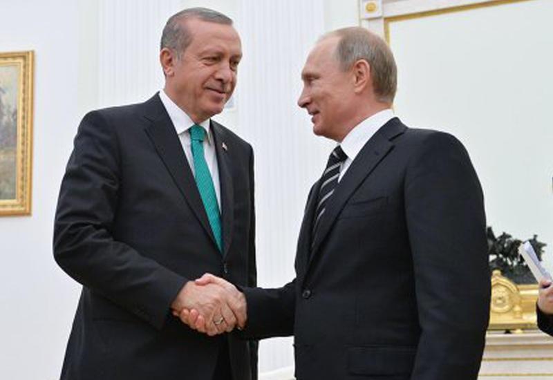 Президенты Турции и России договорились о встрече