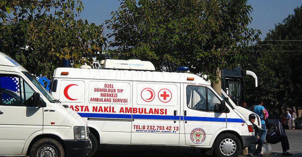 Наюго-востоке Турции произошел взрыв, есть жертвы