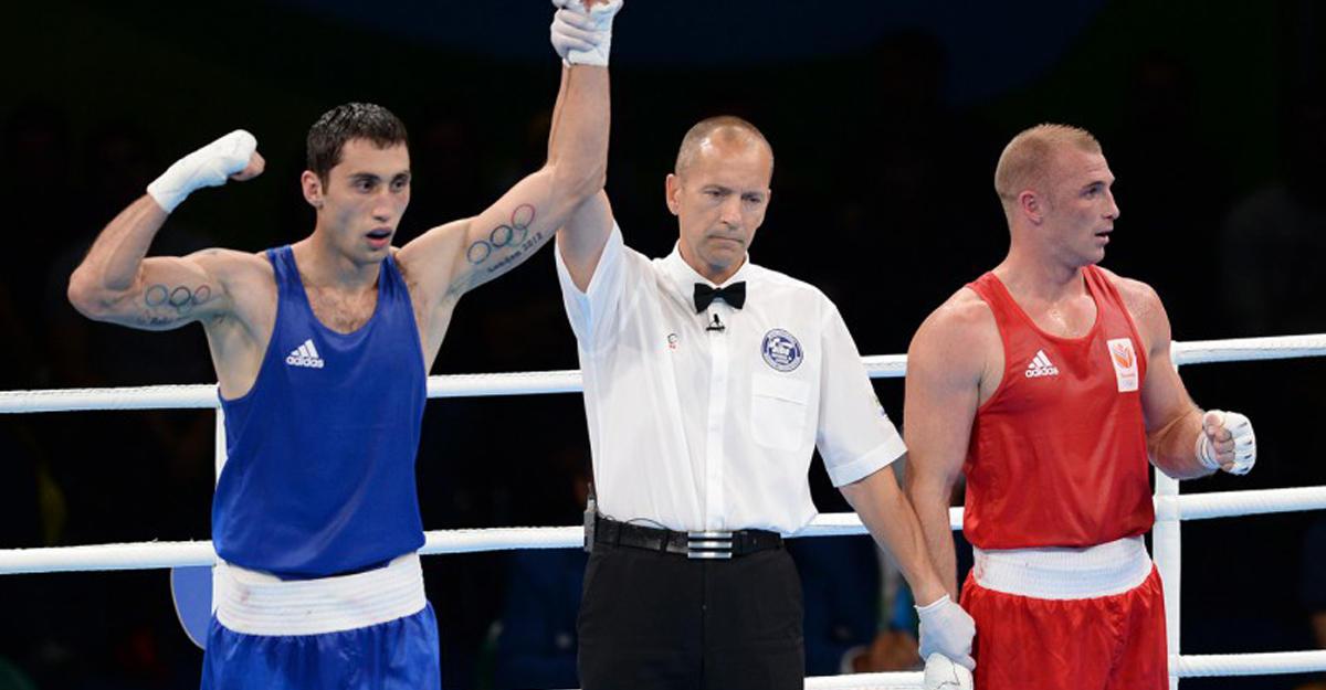 Рио-2016: Дзюдоист Эльмар Гасымов вышел вфинал