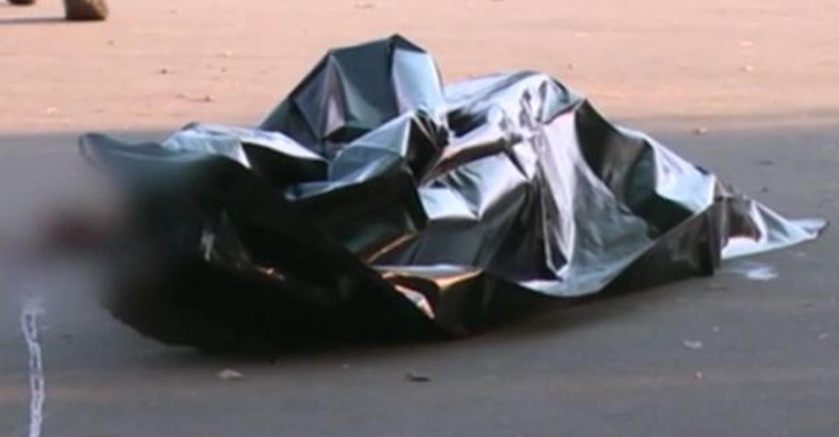 Неизвестный в столицеРФ зарезал 2-х человек