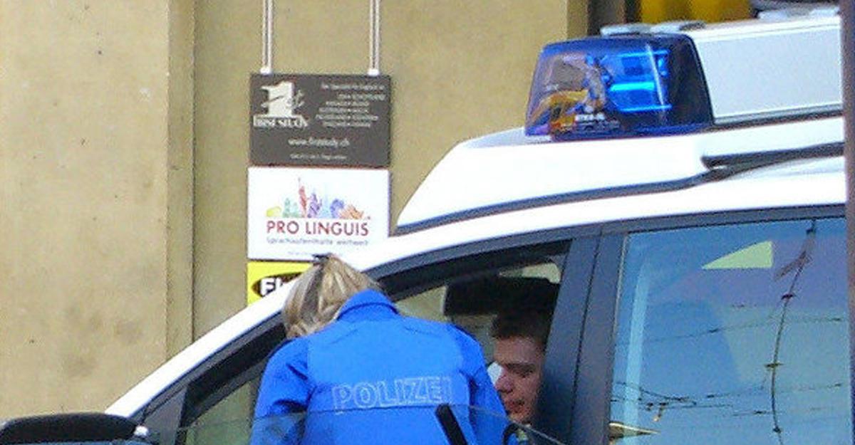 Нападение вШвейцарии: милиция невидит терроризма