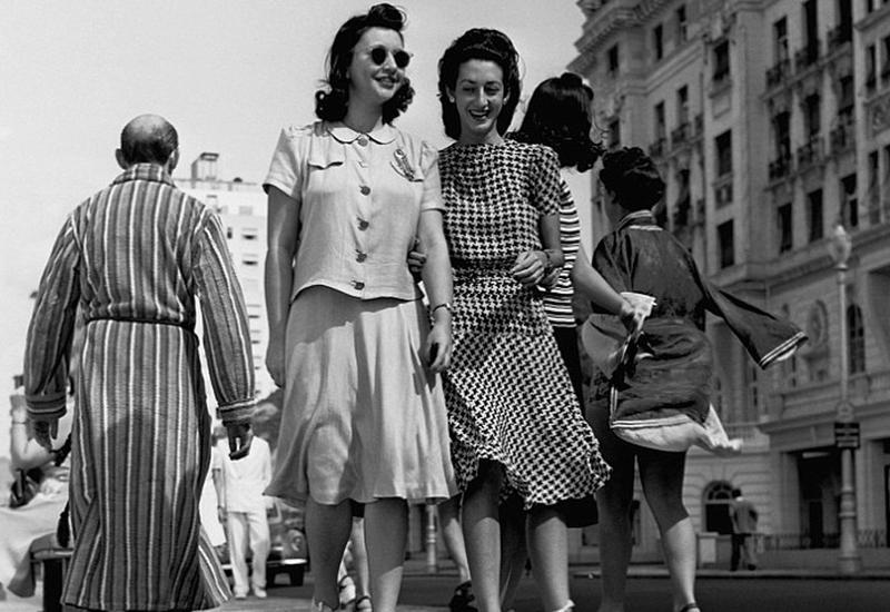 """Уникальные черно-белые снимки Рио-де-Жанейро в 1940 годах <span class=""""color_red"""">- ФОТО</span>"""
