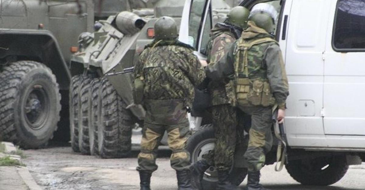 ВДагестане ликвидирован стрелявший по милиции боевик