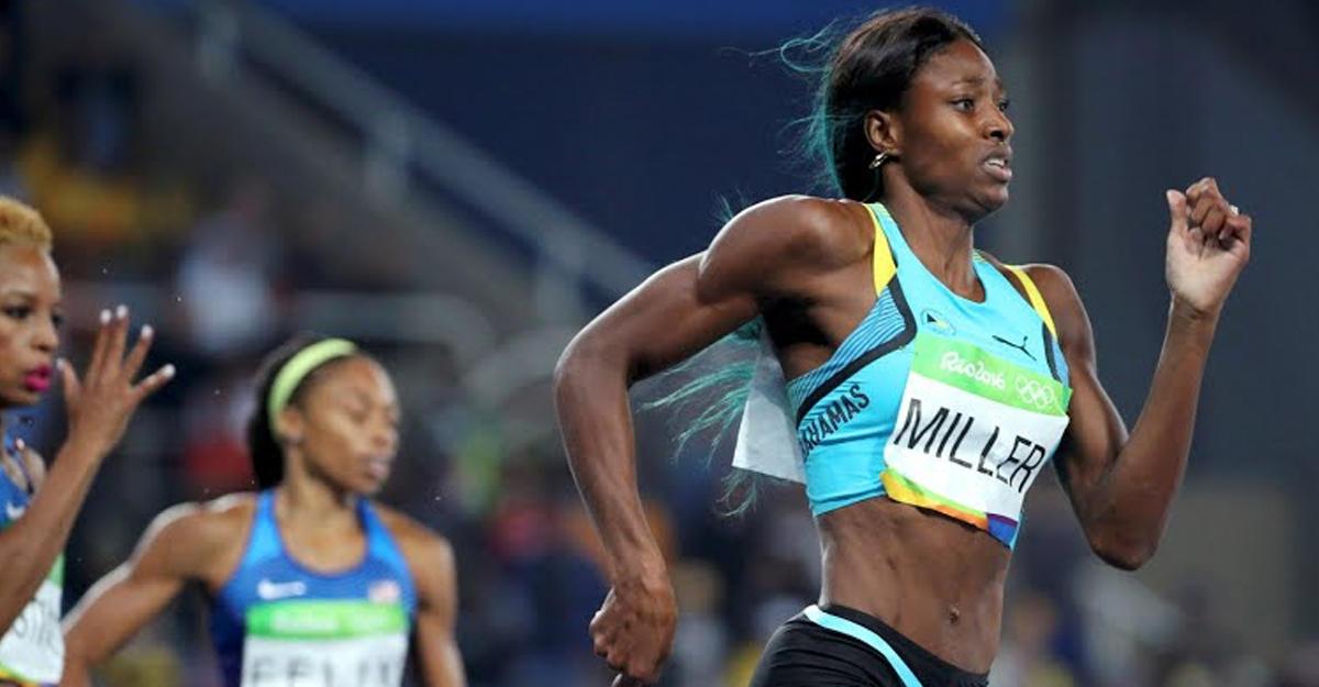 Дэвид Рудиша завоевал золото Олимпиады вбеге на800 метров
