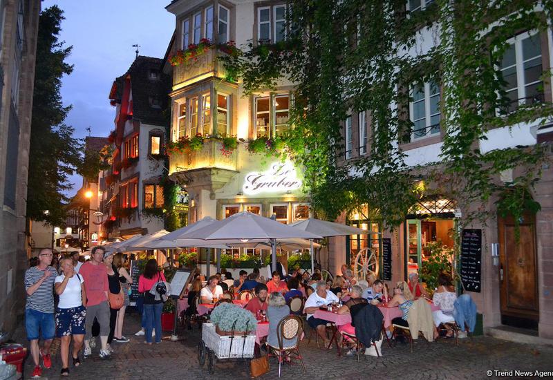 """Путешествие в Европу: Вечерняя прогулка по """"Маленькой Франции"""" Страсбурга <span class=""""color_red"""">- ФОТО</span>"""