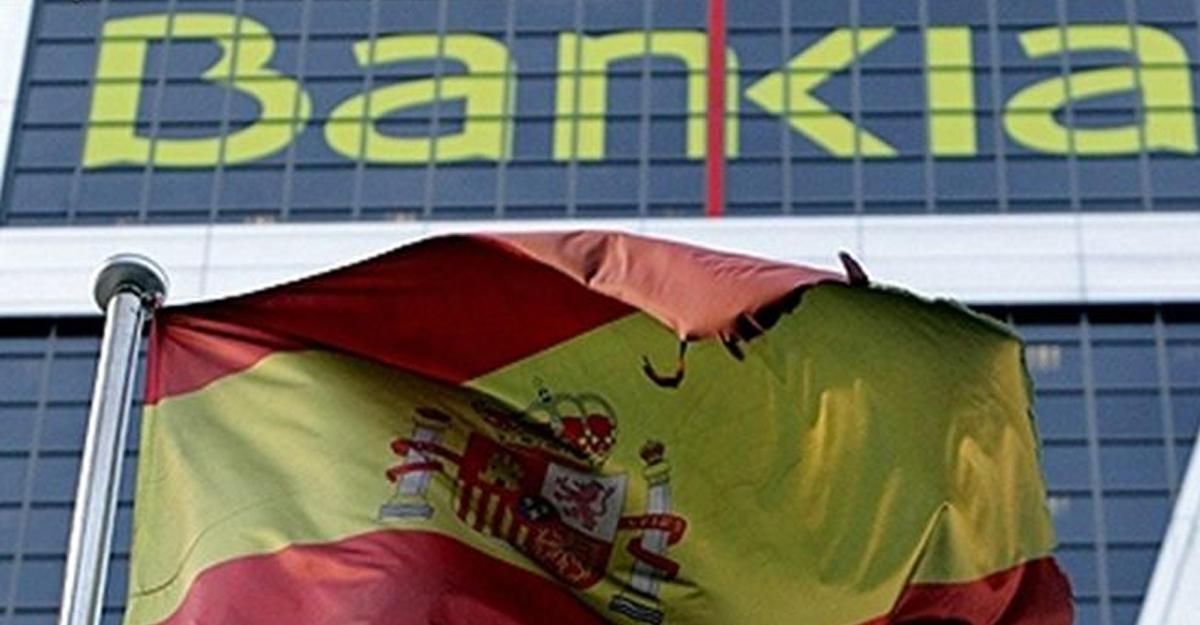 Испанский госдолг достиг антирекорда— 100,9% ВВП