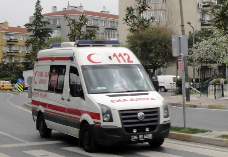 Тяжелое ДТП в Турции, много пострадавших
