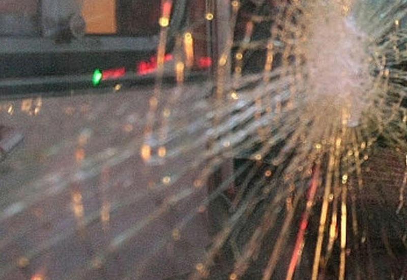 Арабский турист совершил аварию в Габале