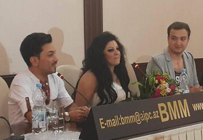 """Азербайджанская певица вернулась на сцену с новым клипом <span class=""""color_red"""">- ФОТО</span>"""