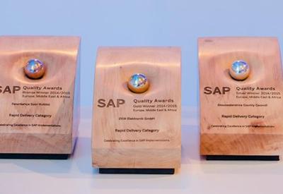 Стартовал SAP Quality Awards 2016