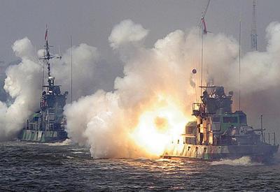 """Масштабные учения азербайджанского флота <span class=""""color_red"""">- ФОТО</span>"""