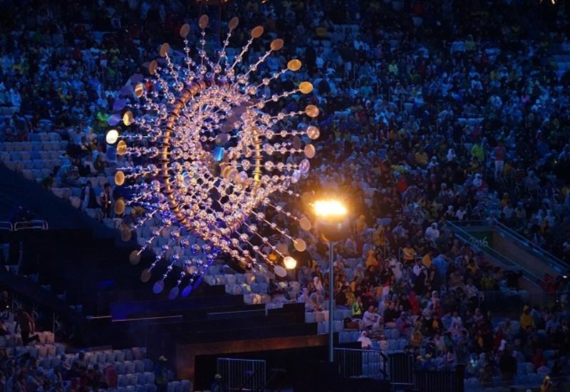 """Красочная церемония закрытия Олимпиады в Рио <span class=""""color_red"""">- ФОТО - ВИДЕО</span>"""