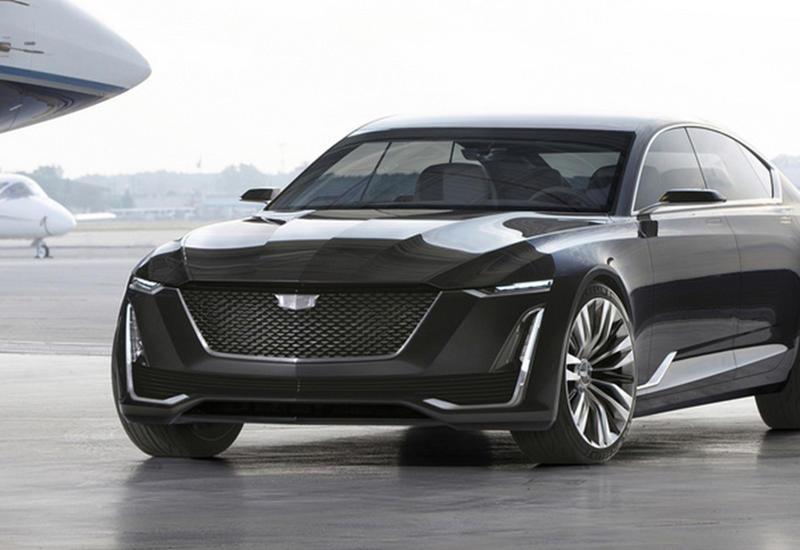 "Cadillac показал машину для самых богатых <span class=""color_red"">- ФОТО</span>"