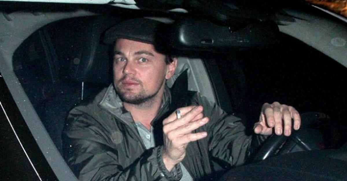 Ди Каприо чуть не умер вДТП вНью-Йорке