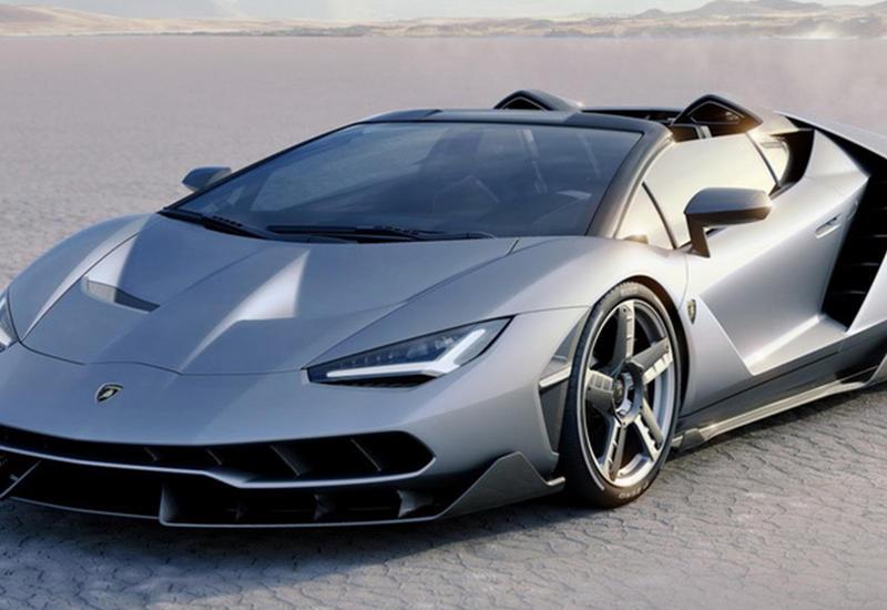 "Lamborghini Centenario официально лишился крыши <span class=""color_red"">- ФОТО</span>"