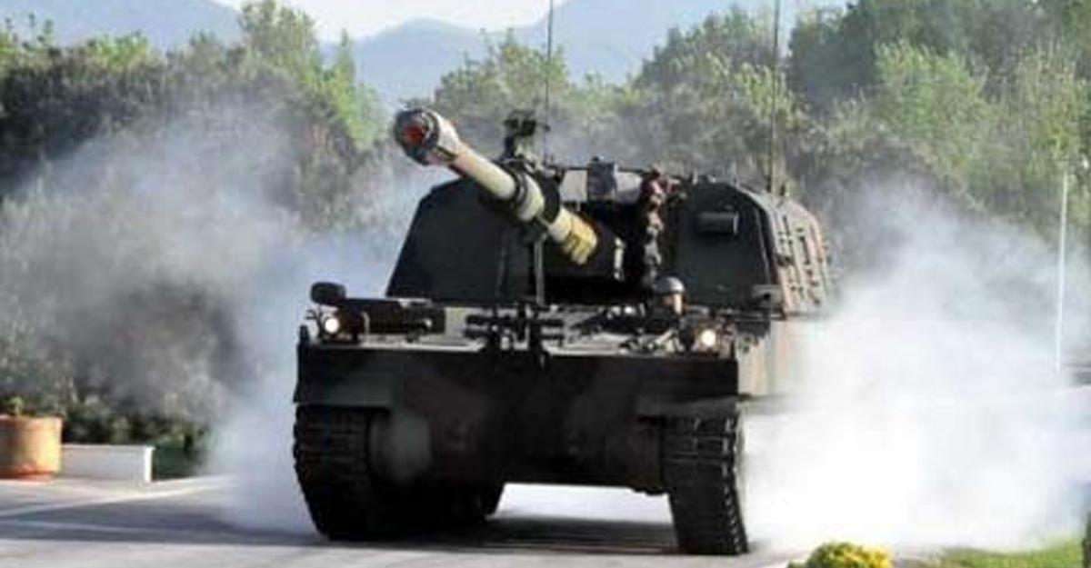 Турция начала военную операцию всирийском городе Джараблус