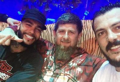 """Забит Самедов, Рамзан Кадыров, Тимати: """"Мы это сделали!"""" <span class=""""color_red"""">- ФОТО</span>"""
