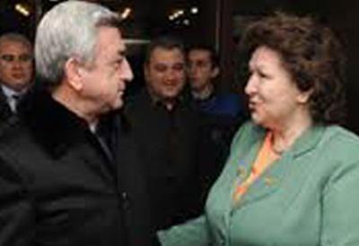 Эрмине Нагдалян богатеет за госсчет