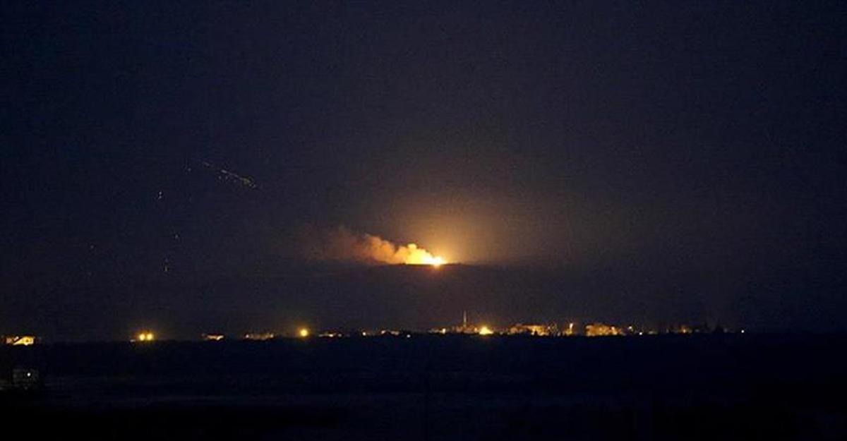 Вглобальной паутине появилось видео начала военной операции Турции вСирии