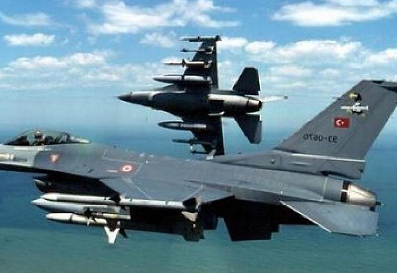 Турецкие истребители готовят новые удары по Сирии