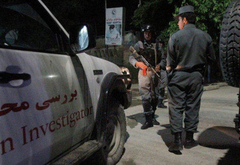 Мощный взрыв в Кабуле