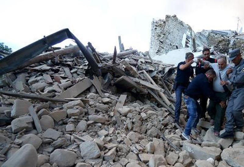 В Италии землетрясением разрушен еще один город