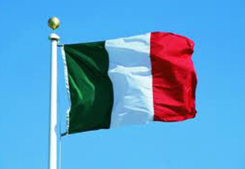 По всей Италии приспустят флаги