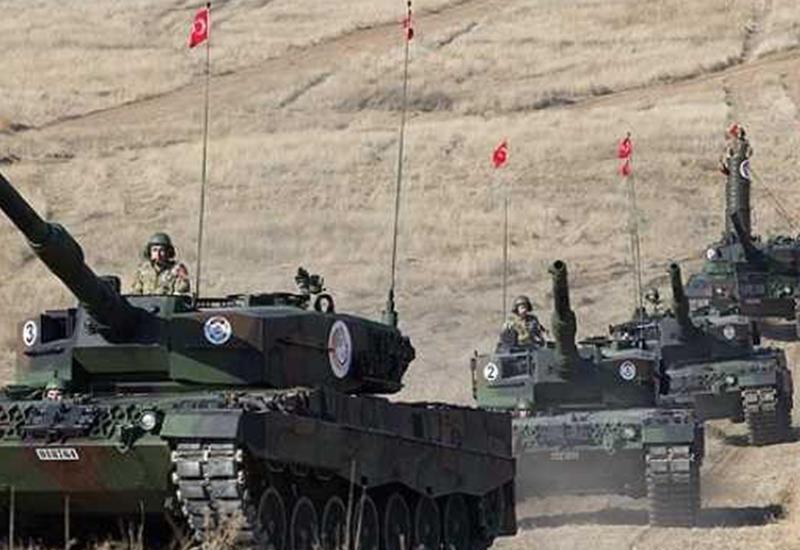 Турция может перебросить в Сирию еще танки