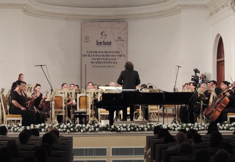 В Баку пройдет VIII Международный музыкальный фестиваль имени Узеира Гаджибейли